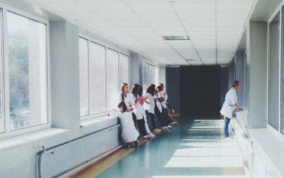Servindo a Deus em hospitais